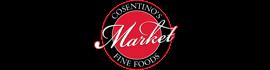 A theme logo of Cosentino's Market